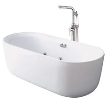 凱撒衛浴  水療按摩浴缸/獨立浴缸  MT0770_AT0770
