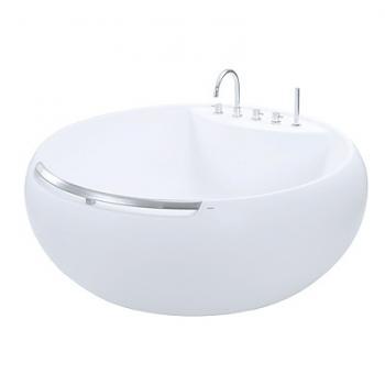 TOTO 晶雅獨立式浴缸 PJY1604HPWE