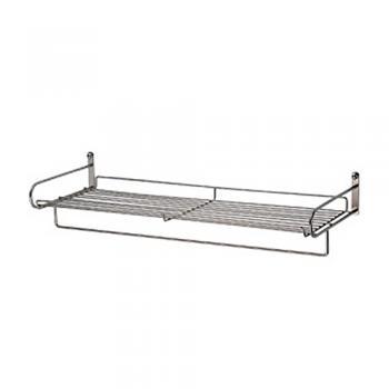 凱撒衛浴  毛巾置物架(珍珠鎳)   ST834