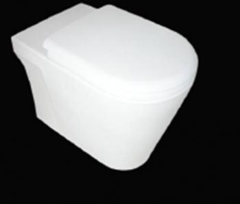 Claytan 隱藏式水箱馬桶 VENUS WH4809
