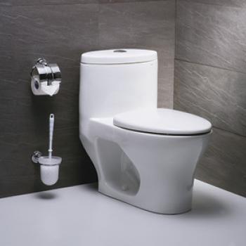 凱撒衛浴 二段式省水單體馬桶 CF1472