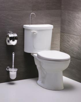 凱撒衛浴 附洗手器省水馬桶 CB1326
