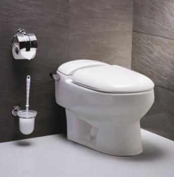凱撒衛浴 第四代靜音單體馬桶 CL1357