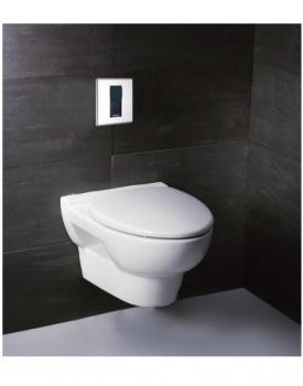 凱撒 手感式感應沖水器省水馬桶 CP1502/A646S