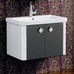 Aquarius  簡約時尚浴櫃組  95F
