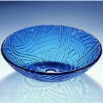 Aquarius  玻璃洗臉盆   AQ-AG0204-8