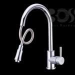 BOSS  廚房立式伸縮龍頭  D-5090