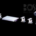 BOSS  浴缸龍頭(五件式)  D-9633