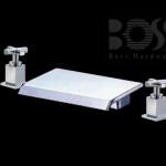 BOSS  浴缸龍頭(三件式)  D-9722