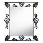 凱撒衛浴  鍛鐵框鏡   M900