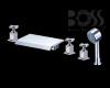 BOSS  浴缸龍頭(五件式)  D-9733